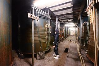 Sake brewery tour